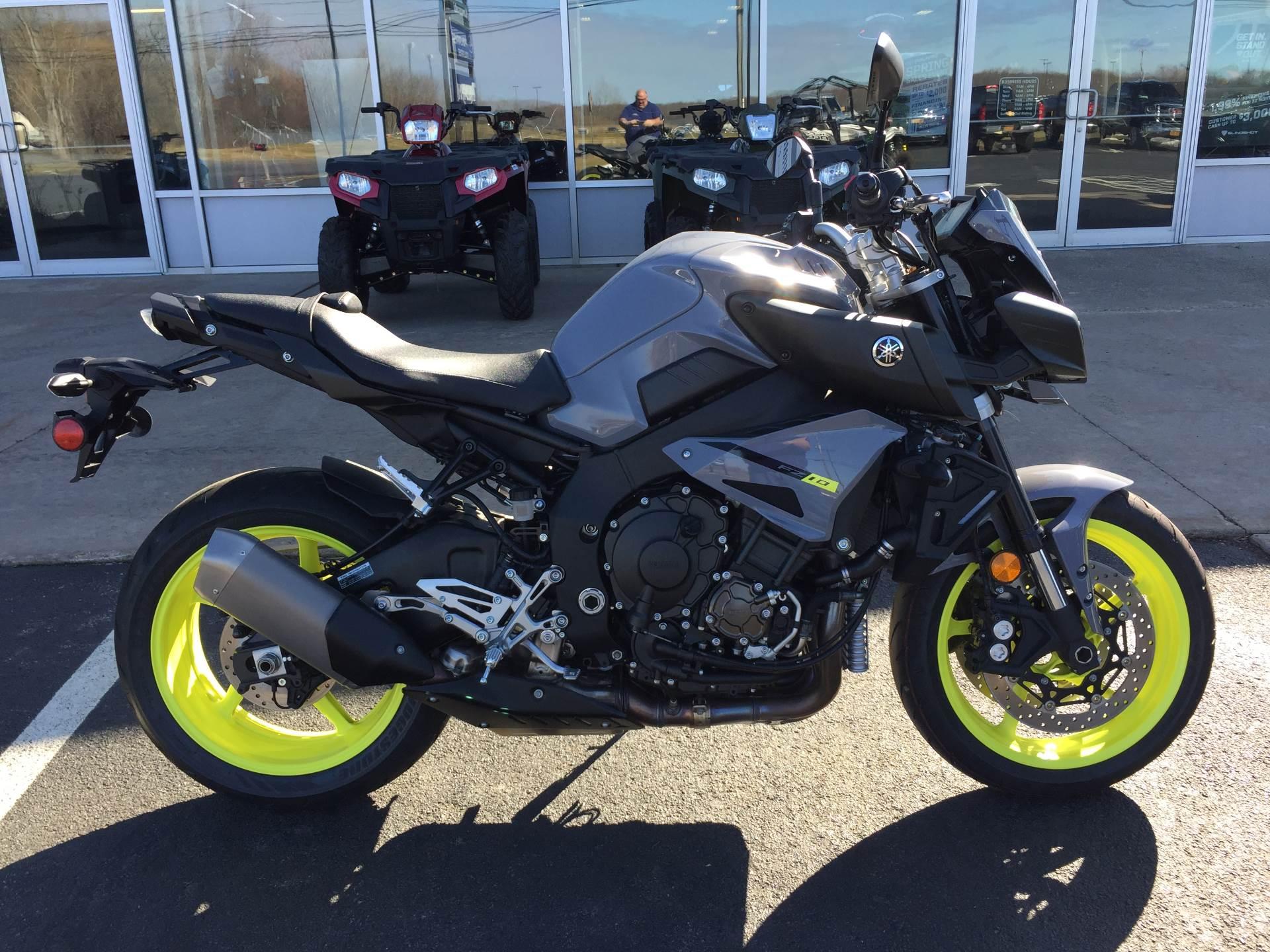 2017 Yamaha FZ-10 for sale 1221