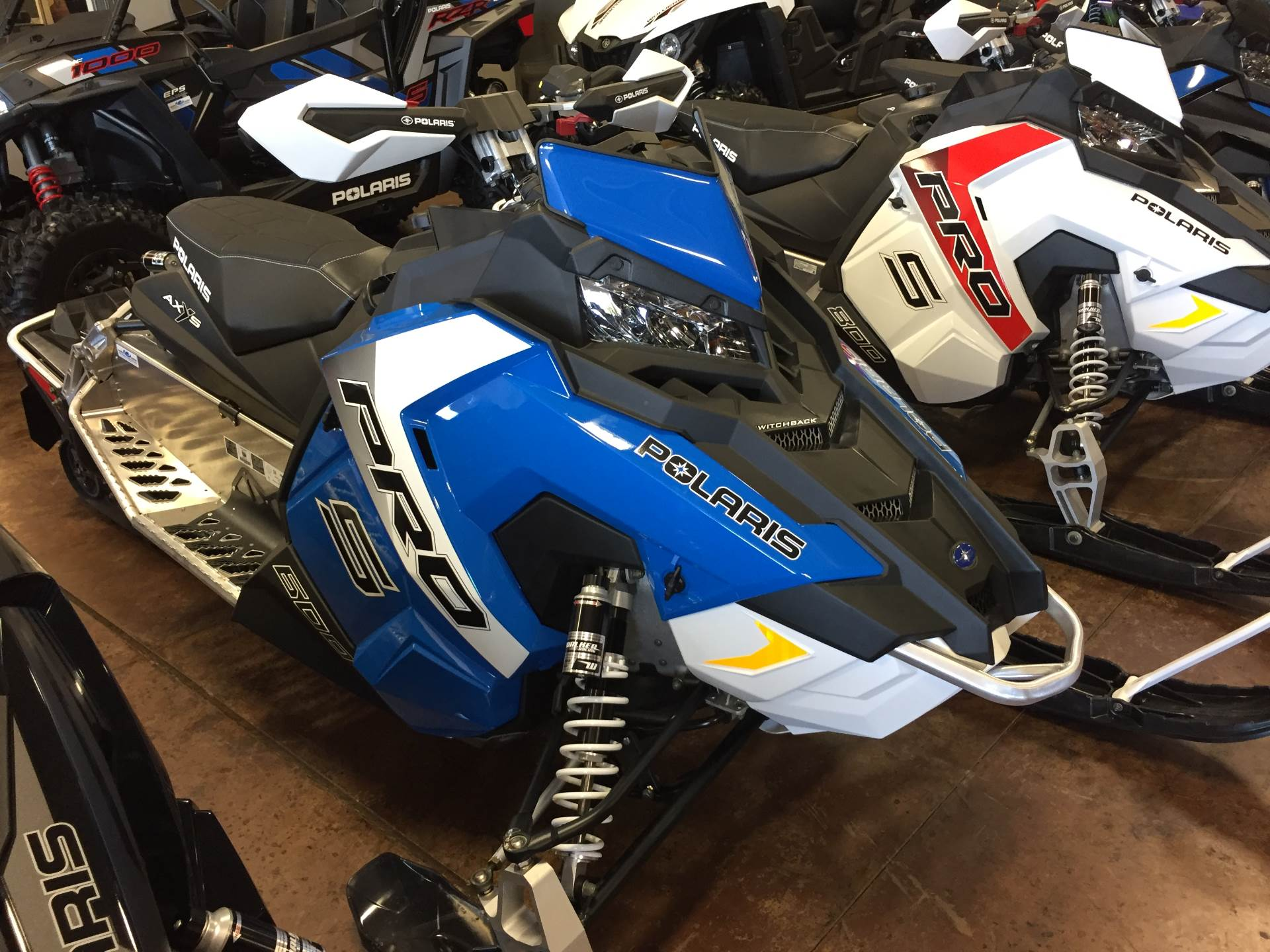 2017 Polaris 600 Switchback PRO-S for sale 2527