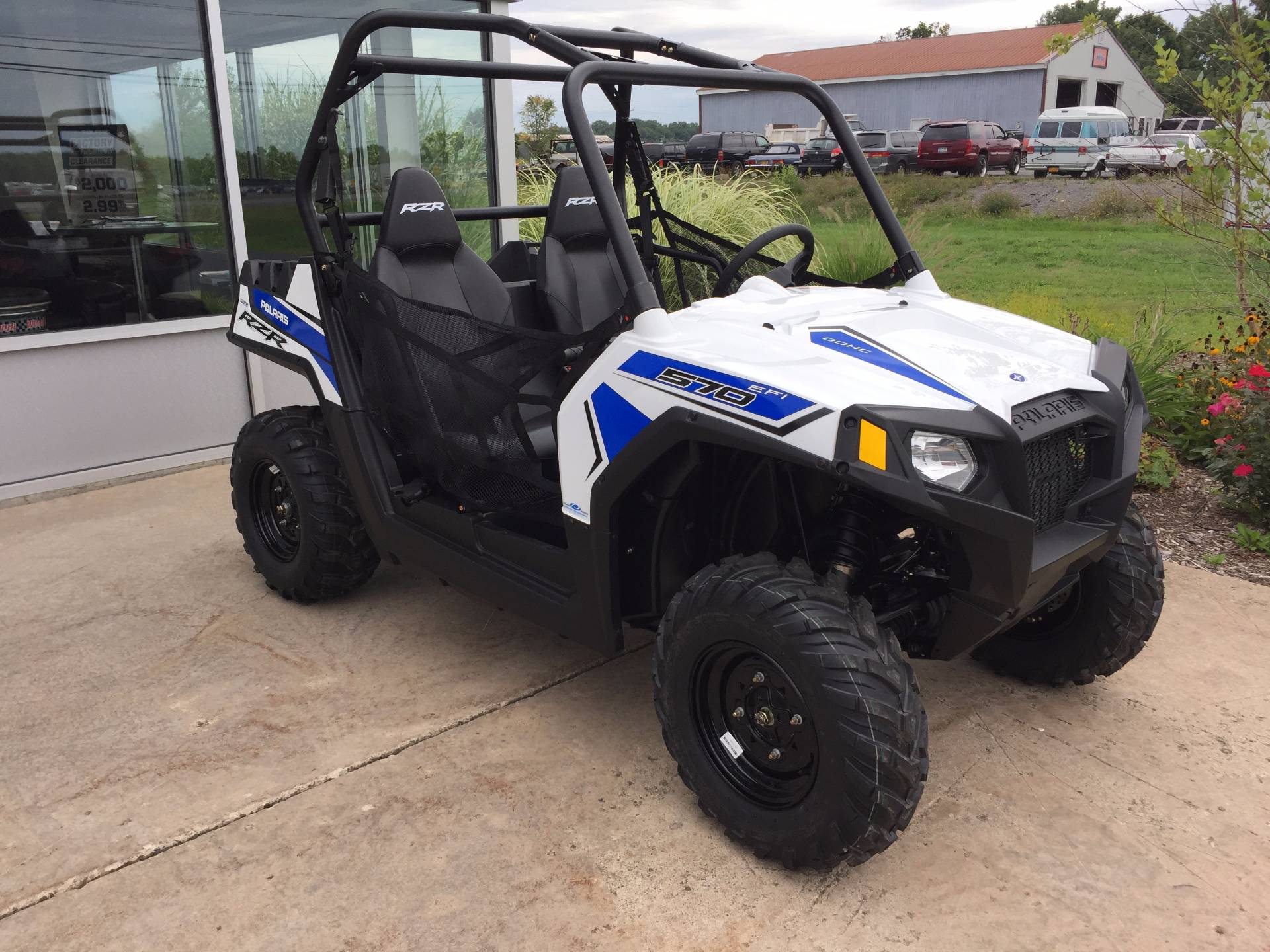 2017 Polaris RZR 570 in Brewerton, New York