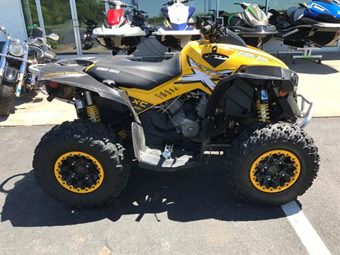 2012 Can-Am Renegade™ 1000 X xc in Brewerton, New York