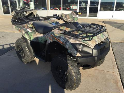 2017 Kawasaki Brute Force 750 4x4i EPS Camo in Brewerton, New York