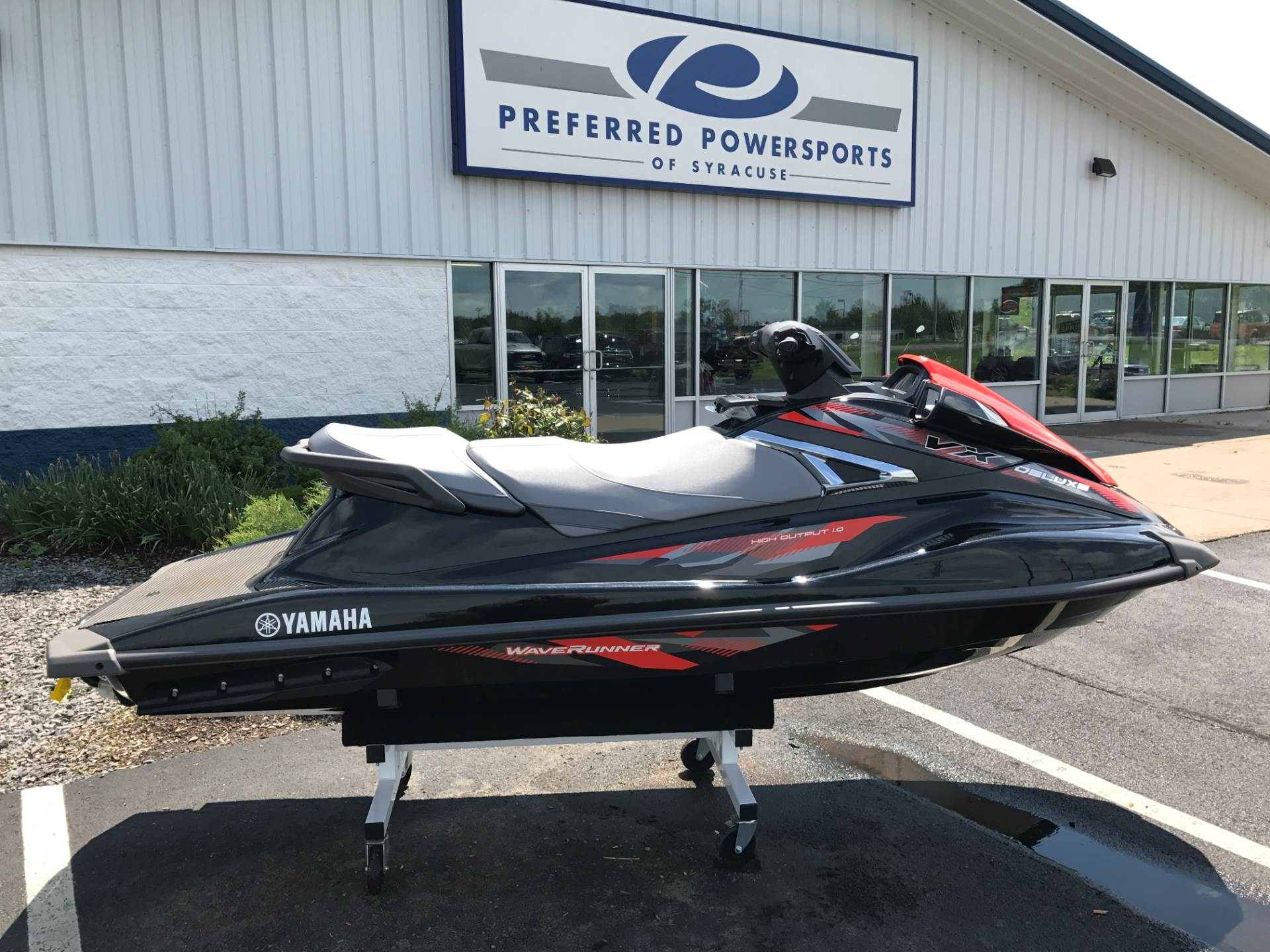 2017 Yamaha VX Deluxe in Brewerton, New York