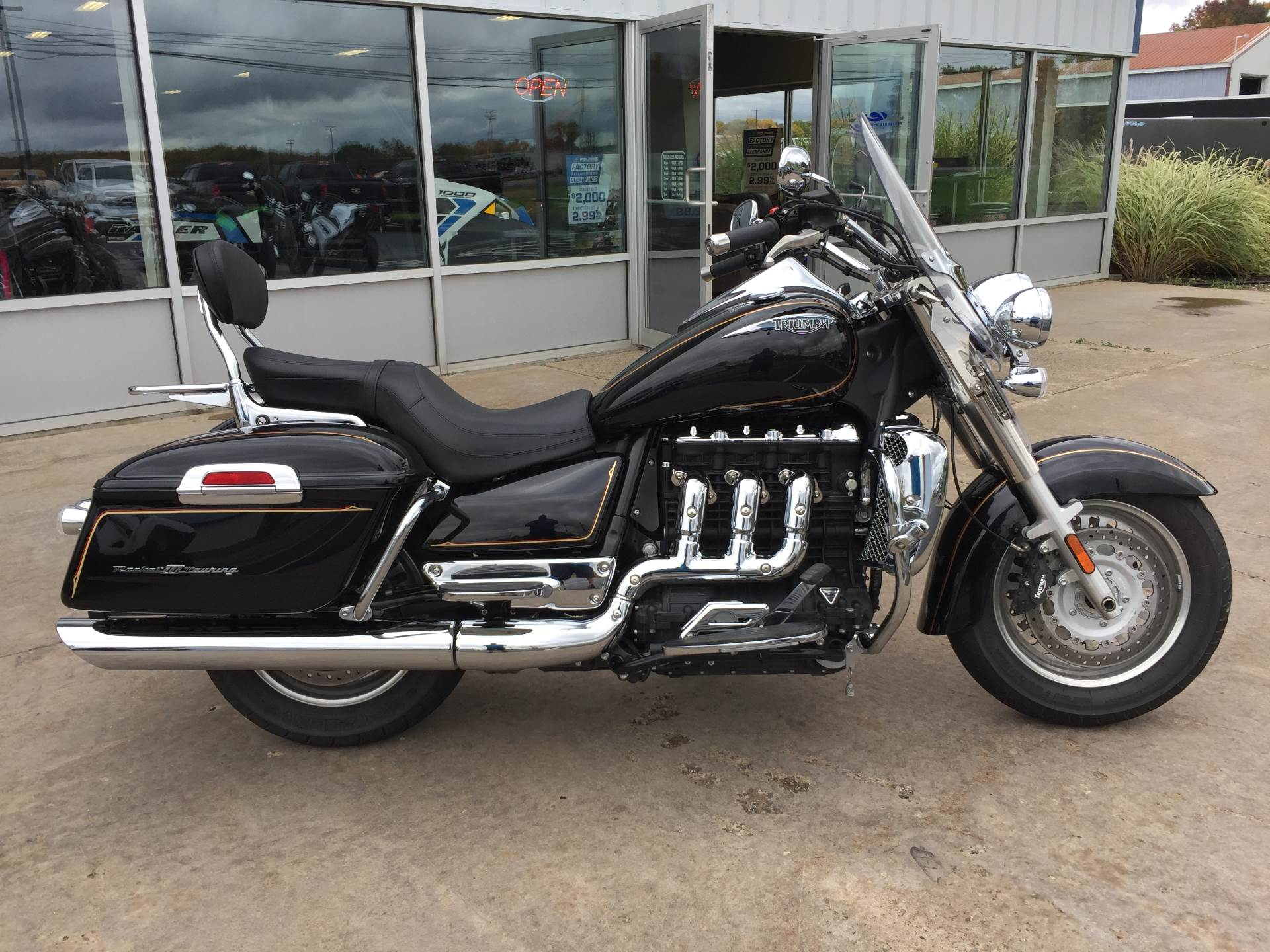 2015 Triumph Rocket III Touring ABS for sale 1862