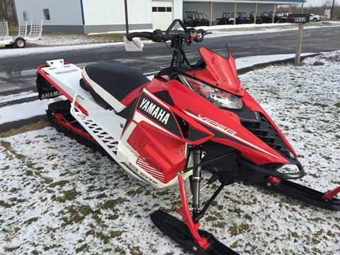 2016 Yamaha SRViper M-TX 162 SE in Brewerton, New York