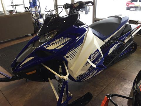2017 Yamaha Sidewinder R-TX SE in Brewerton, New York