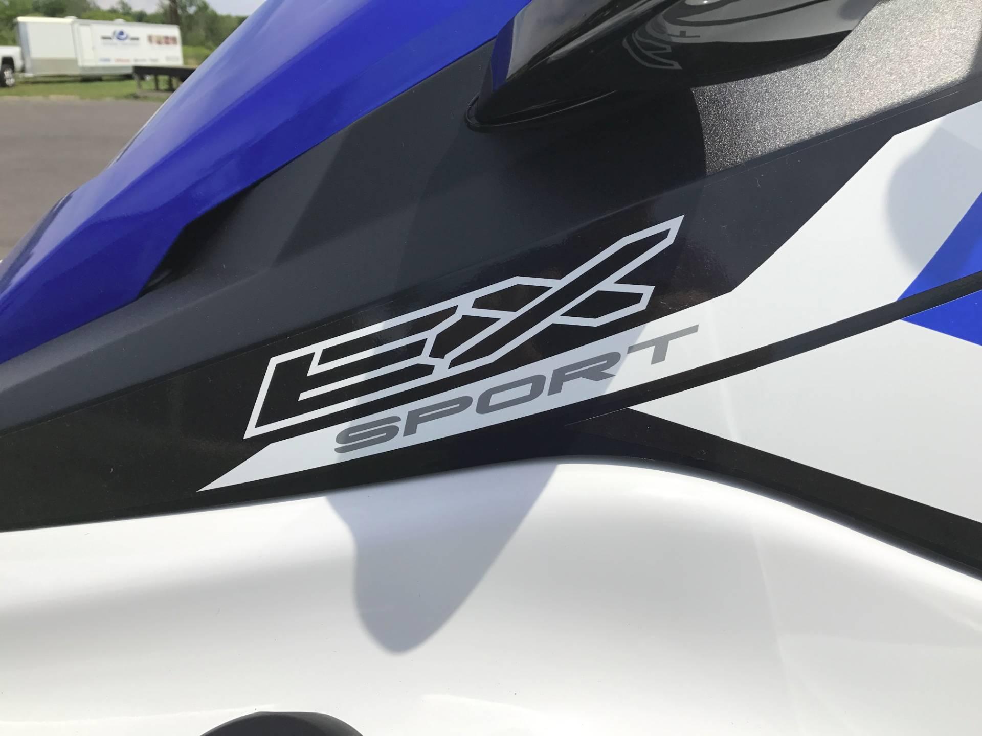 2017 Yamaha EX Sport 3
