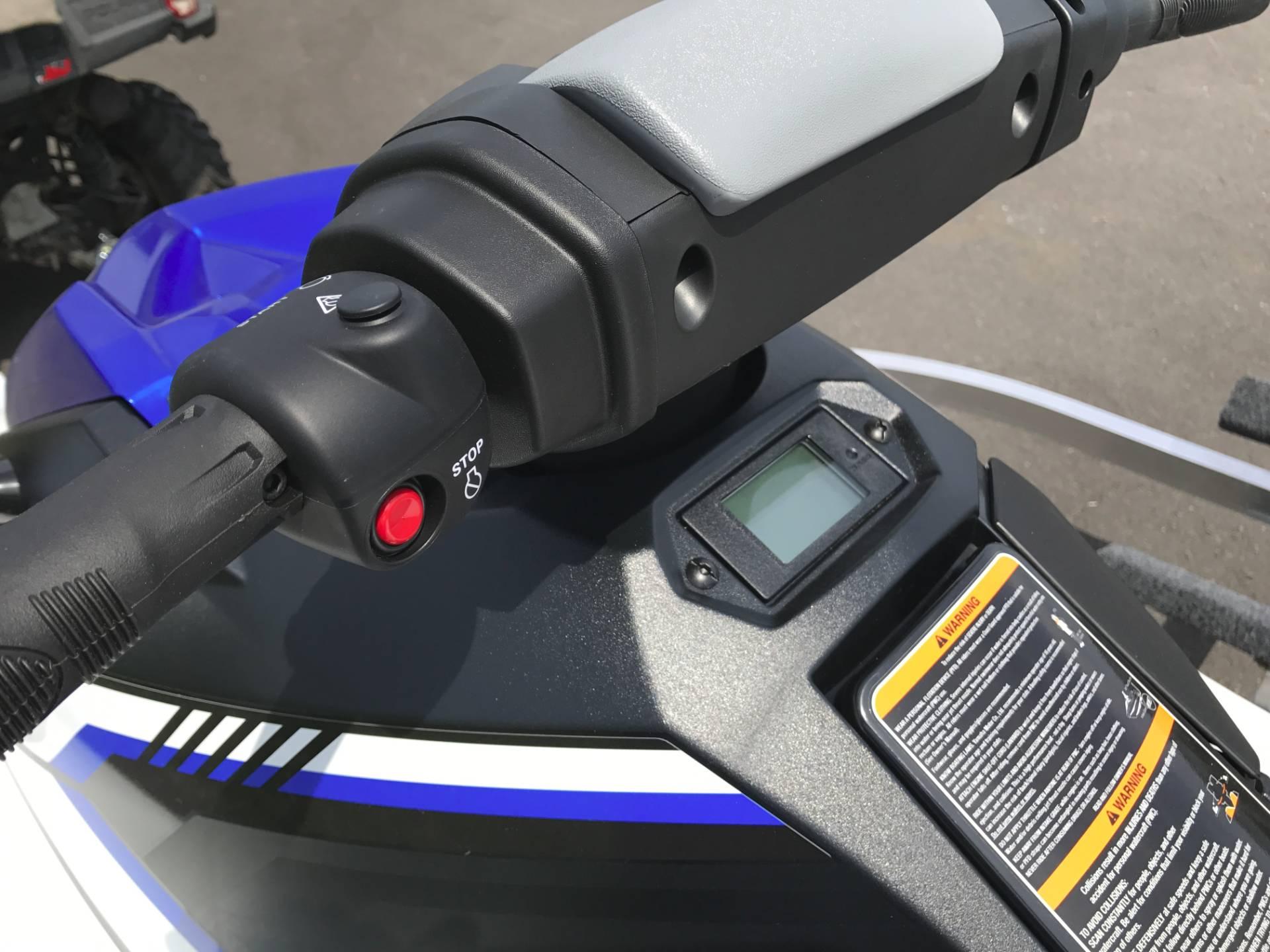 2017 Yamaha EX Sport 4