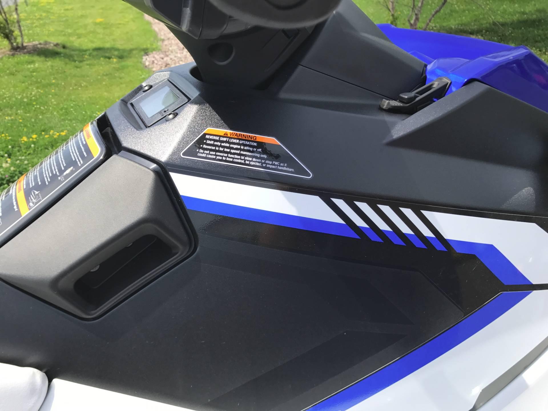 2017 Yamaha EX Sport 6