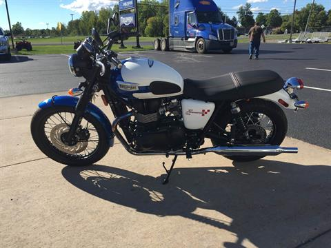2015 Triumph Bonneville T214 in Brewerton, New York