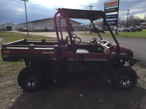 2016 Kawasaki Mule Pro-FX EPS LE in Brewerton, New York