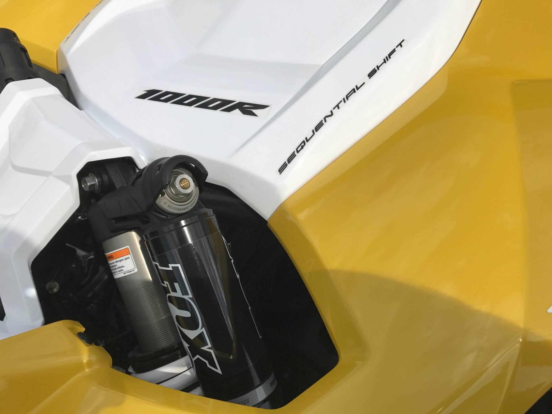 2016 Yamaha YXZ1000R SE 8