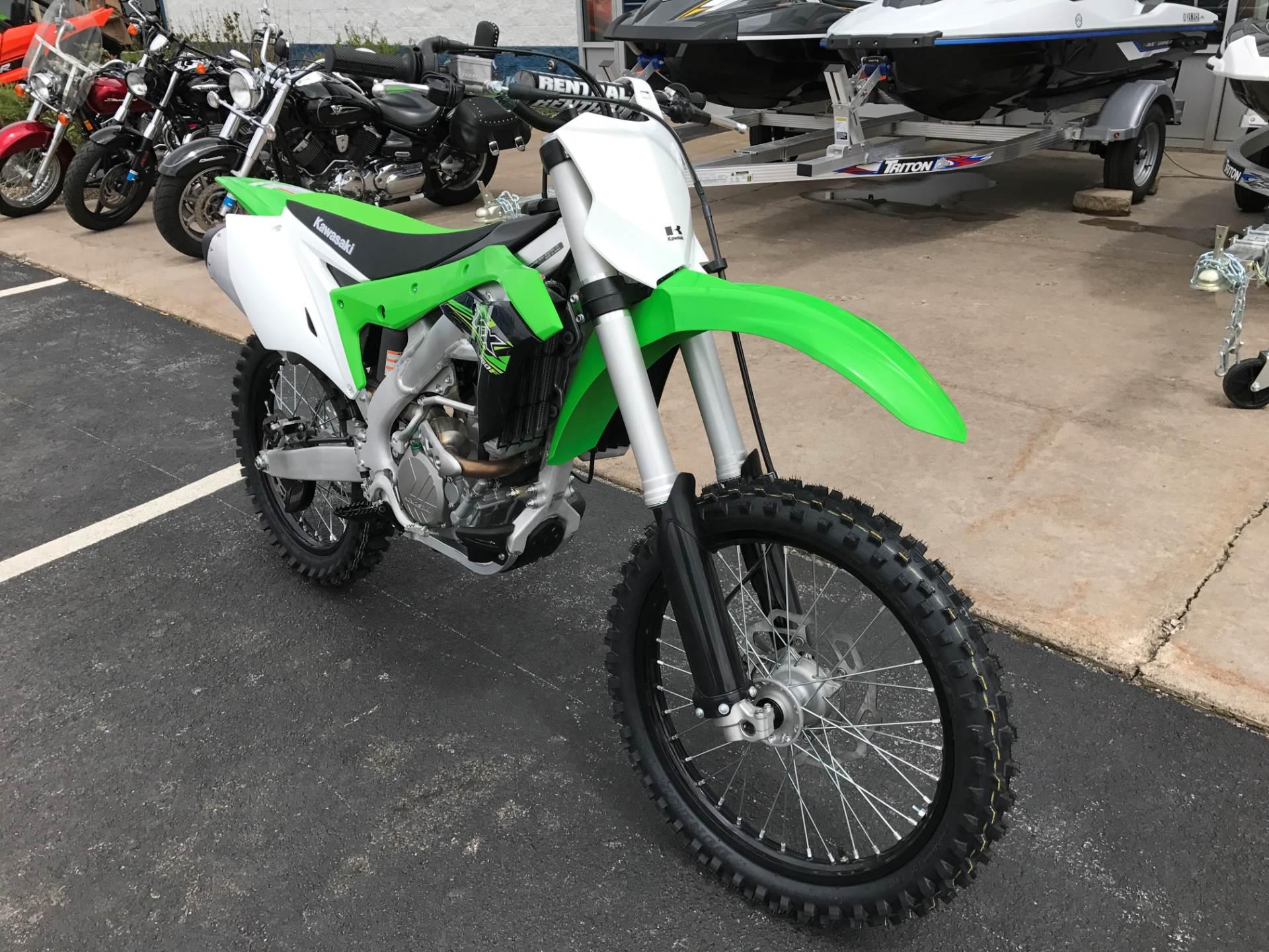 2017 Kawasaki KX250F for sale 2660