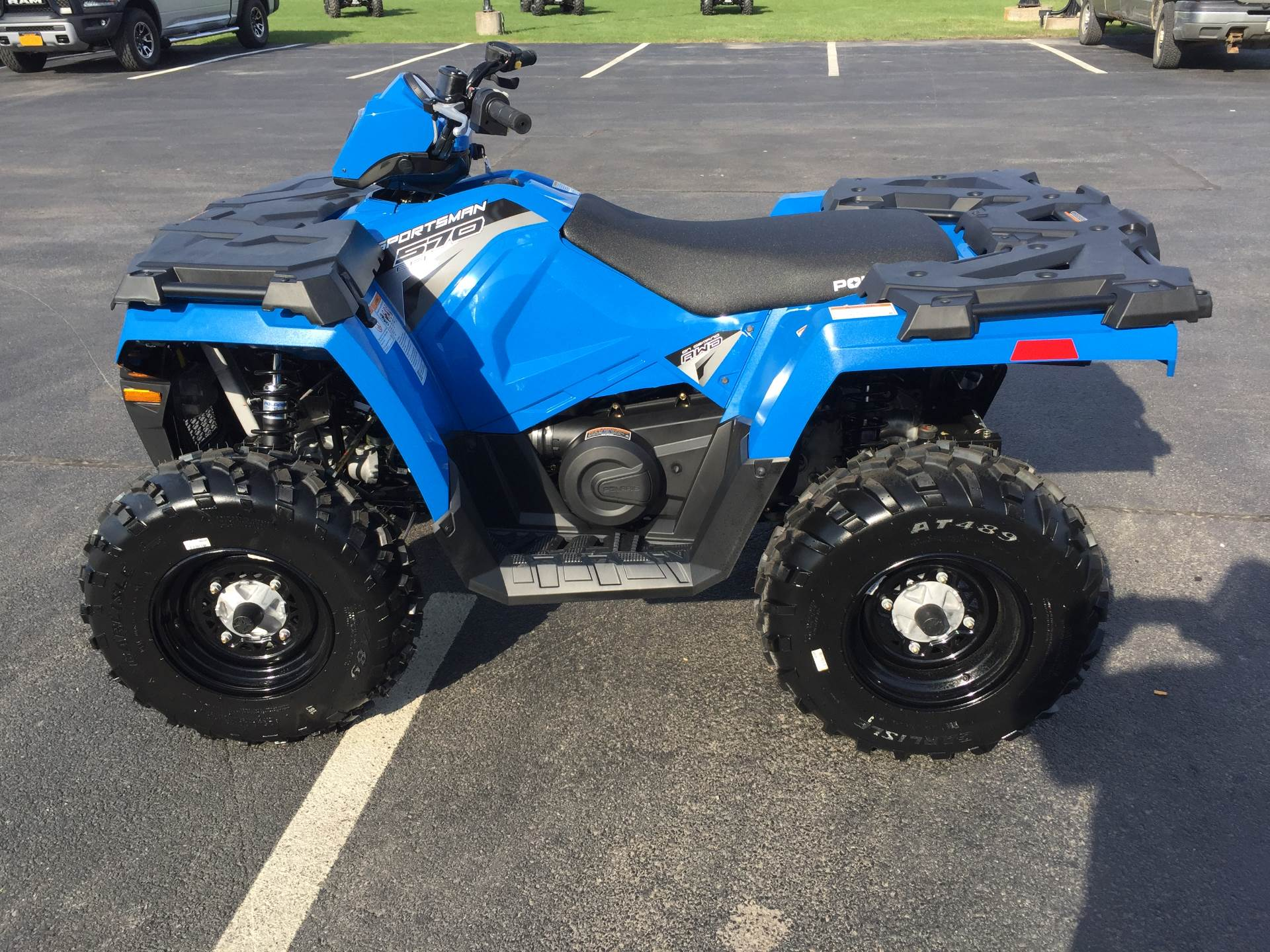 2017 Polaris Sportsman 570 in Brewerton, New York