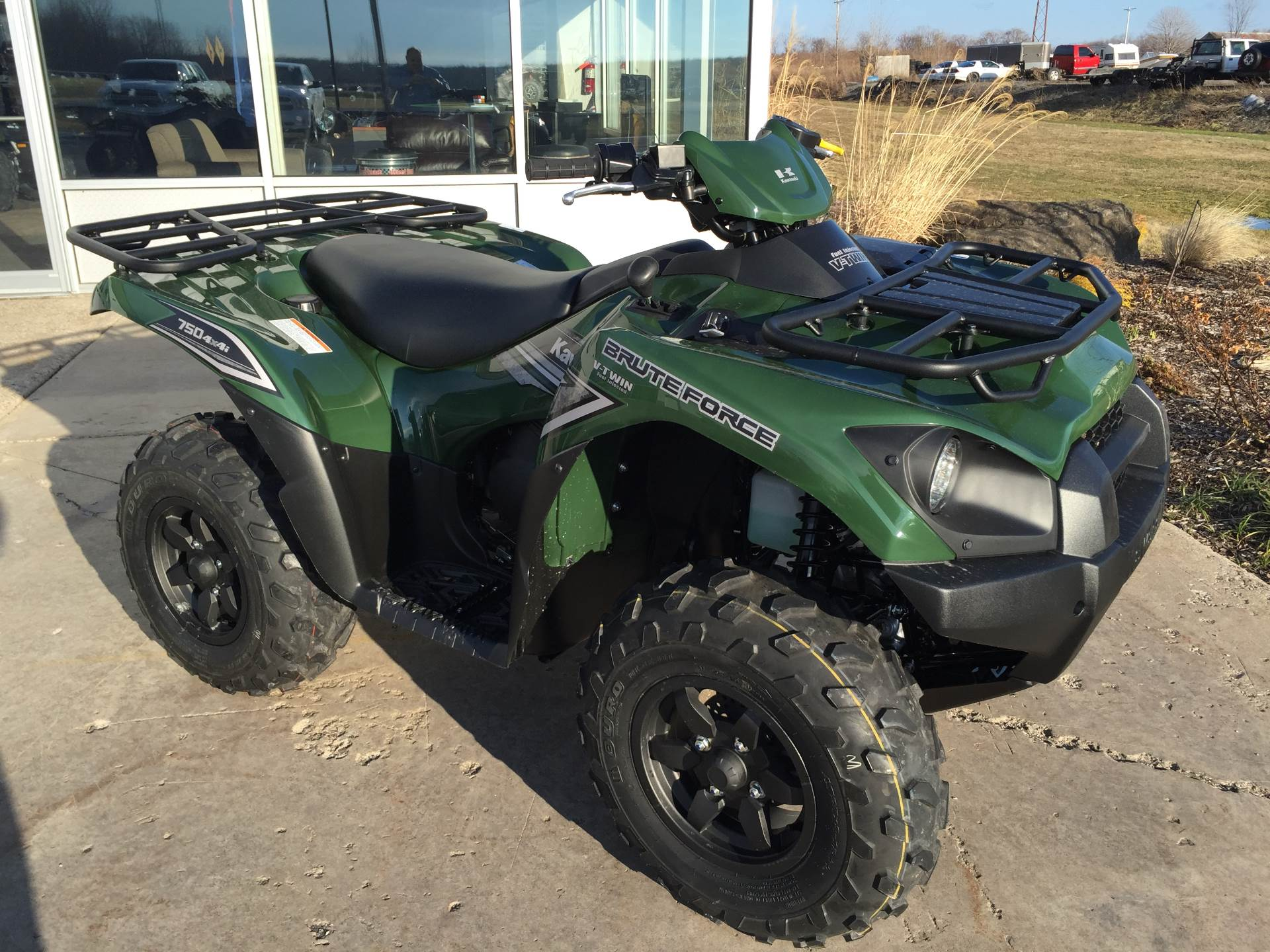 2017 Kawasaki Brute Force 750 4x4i in Brewerton, New York