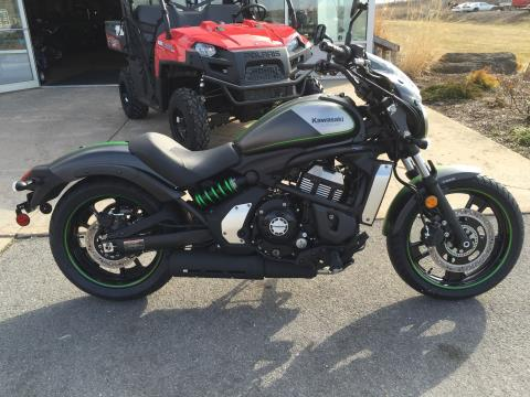 2016 Kawasaki Vulcan S ABS Café in Brewerton, New York