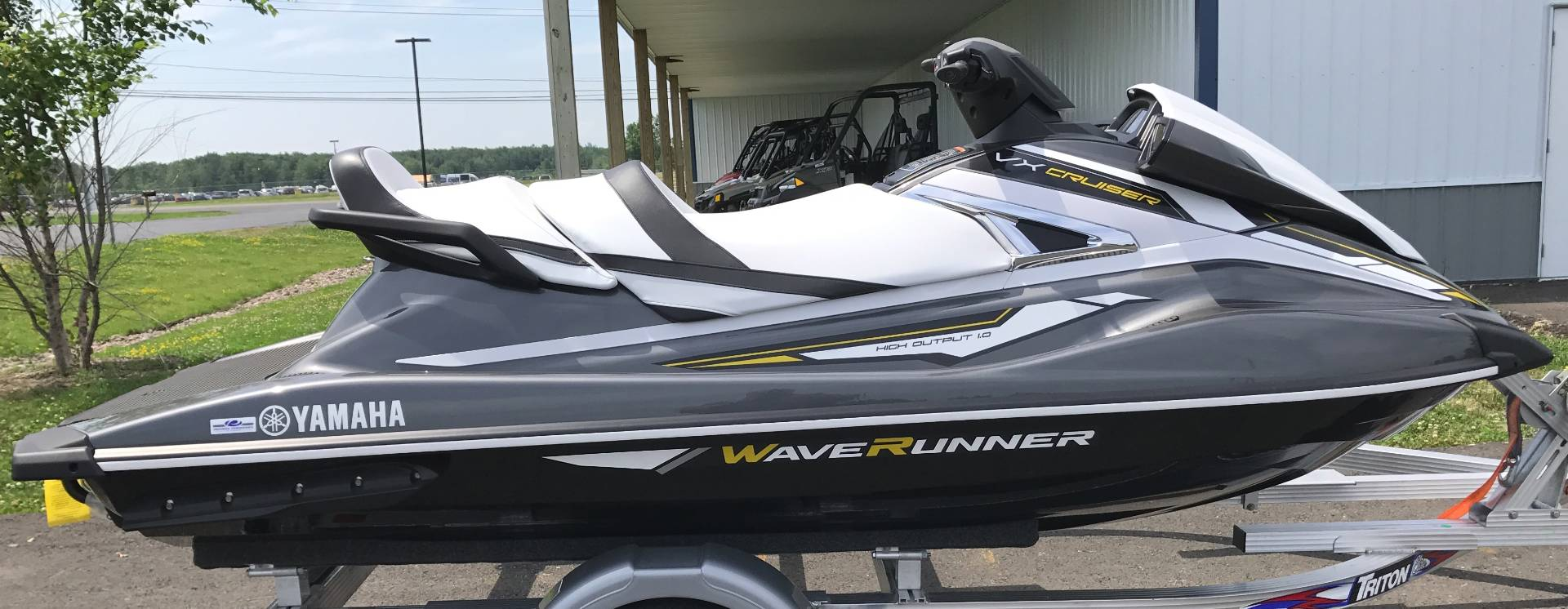 2017 Yamaha VX Cruiser 1