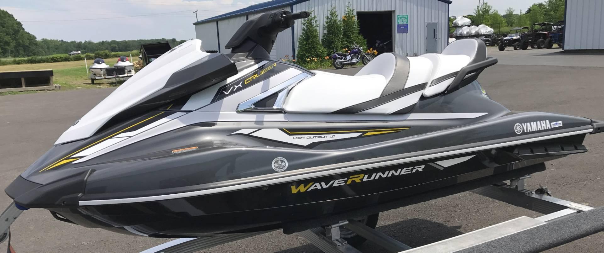 2017 Yamaha VX Cruiser 2