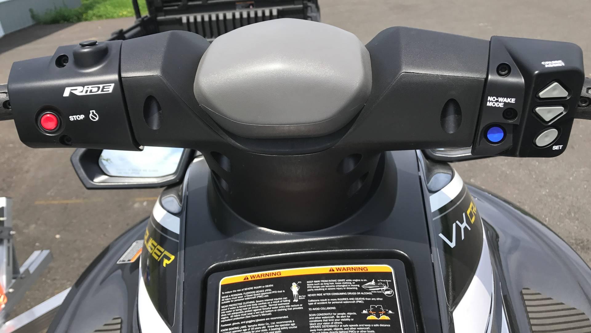 2017 Yamaha VX Cruiser 4