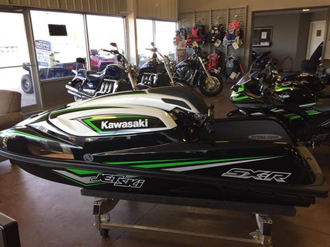2017 Kawasaki JET SKI SX-R in Brewerton, New York