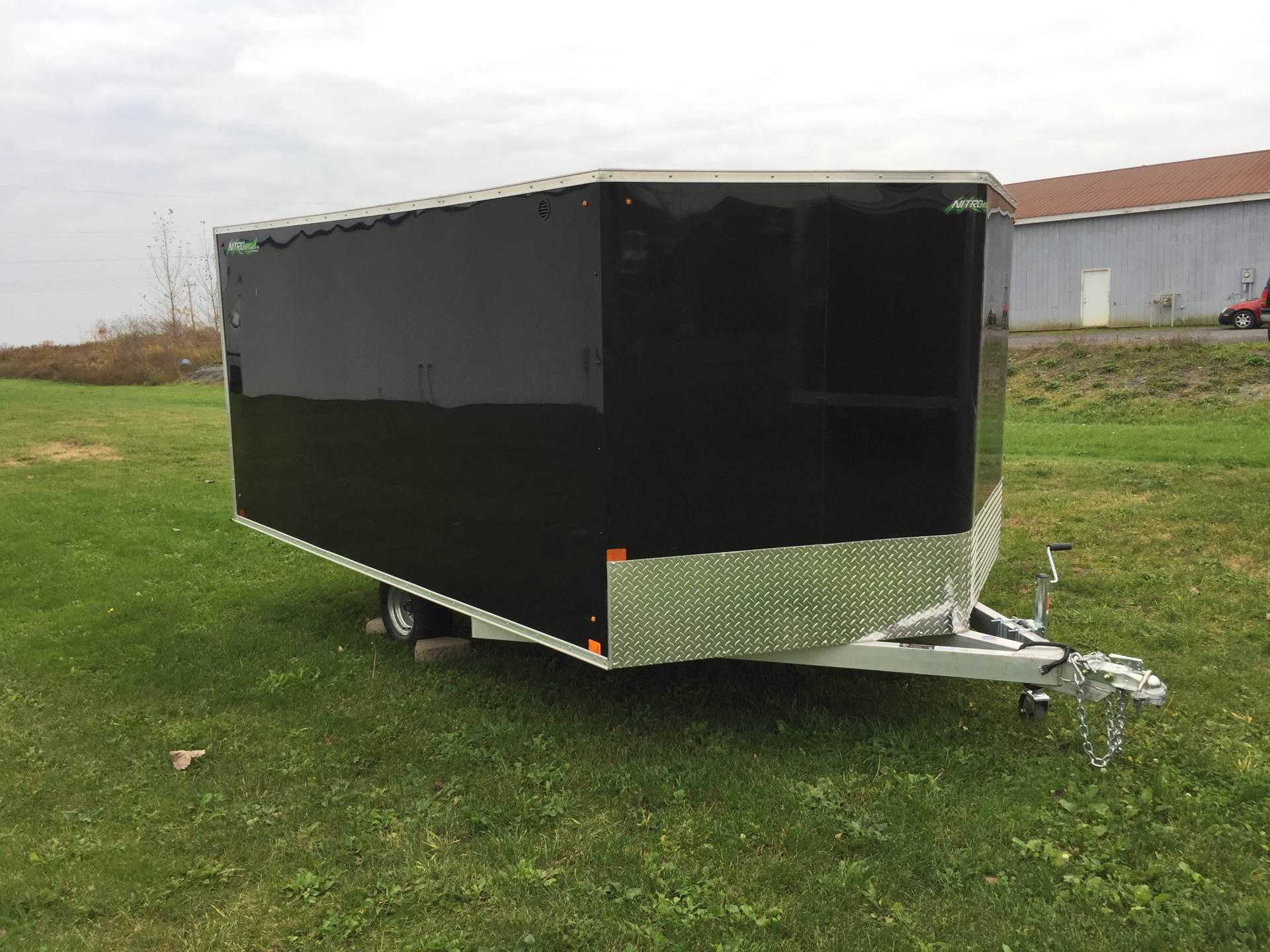 2017 Innovation ECO V 101X12 in Brewerton, New York