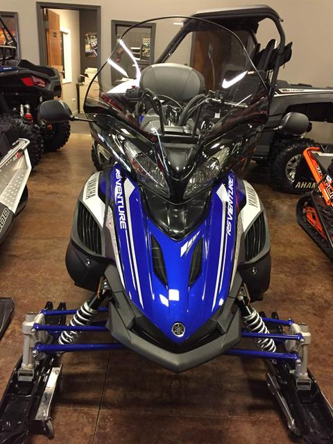 2017 Yamaha RS Venture TF in Brewerton, New York