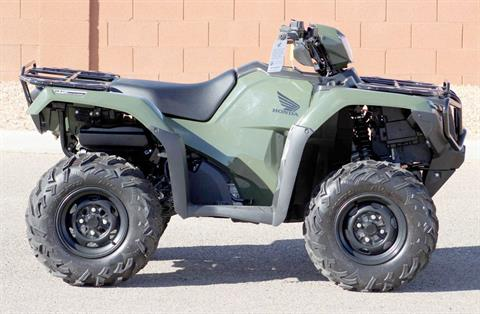 2018 Honda FourTrax Foreman Rubicon 4x4 Automatic DCT in Kingman, Arizona