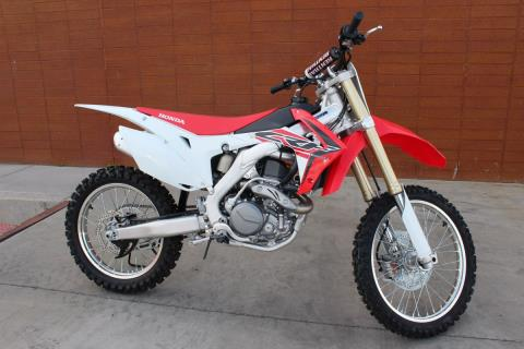 2016 Honda CRF450R in Kingman, Arizona