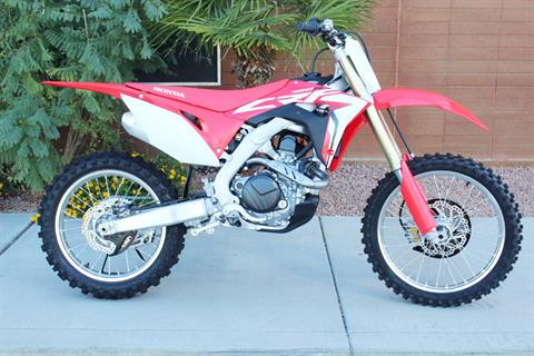 2018 Honda CRF450R in Kingman, Arizona