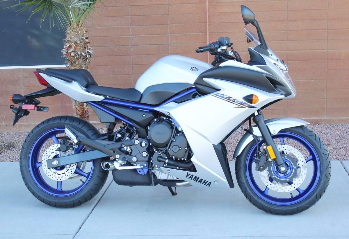 New 2017 Yamaha FZ6R Motorcycles in Kingman, AZ   Stock Number: N015057