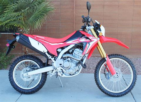 2017 Honda CRF250L in Kingman, Arizona