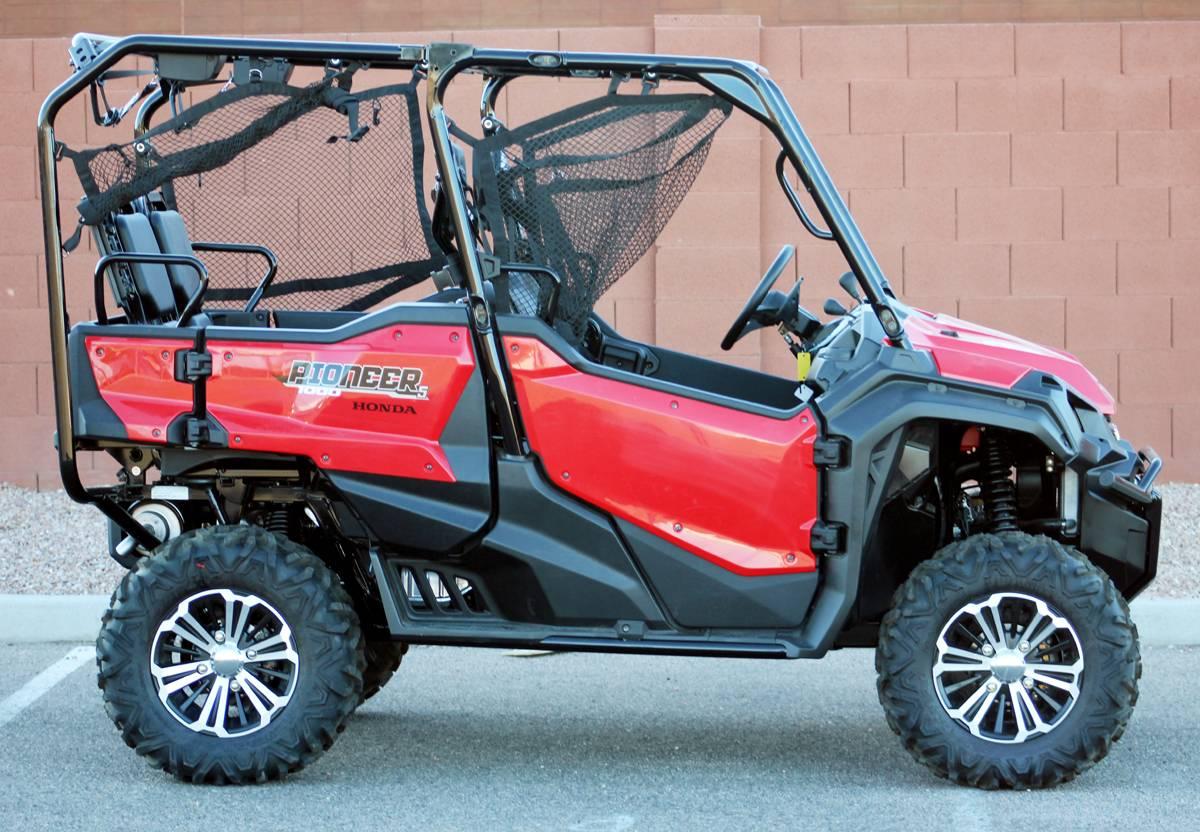2018 Honda Pioneer 1000 5 Deluxe For Sale Kingman Az 103579