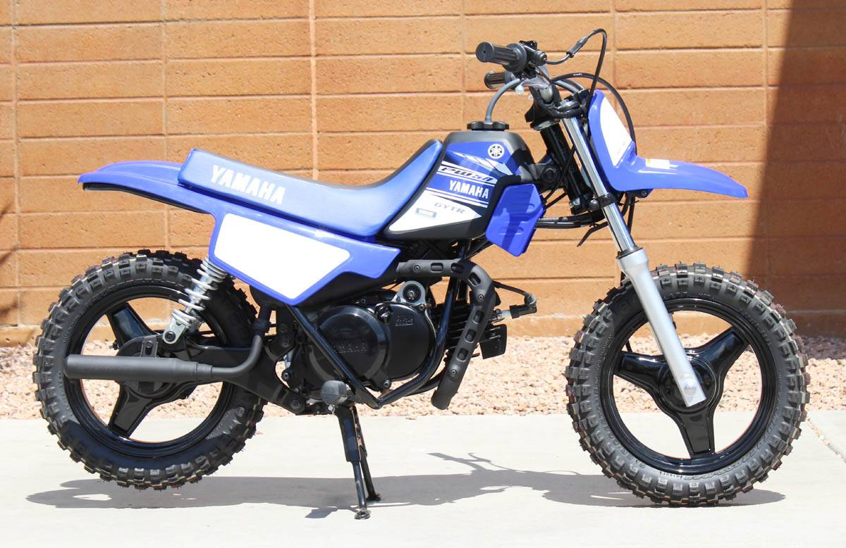 New 2017 yamaha pw50 motorcycles in kingman az stock for 2017 yamaha pw50