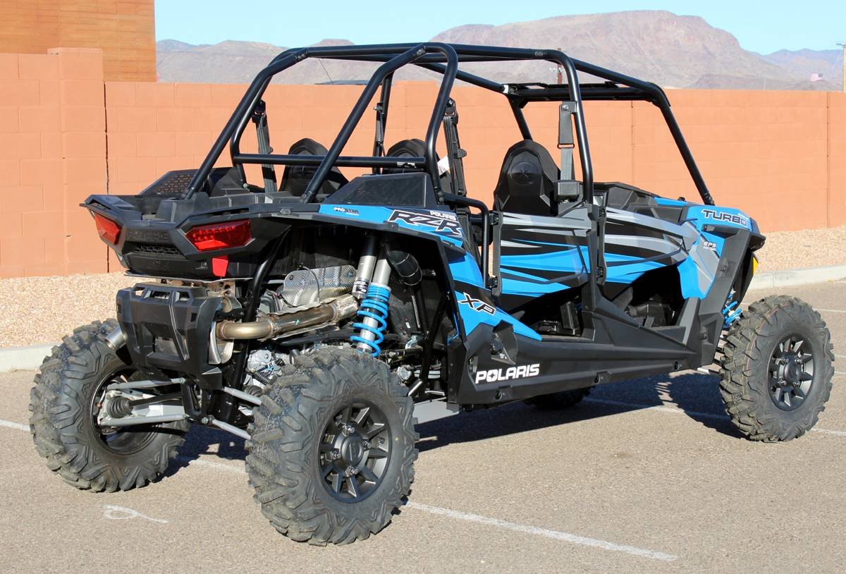 2018 Polaris RZR XP 4 Turbo EPS 5