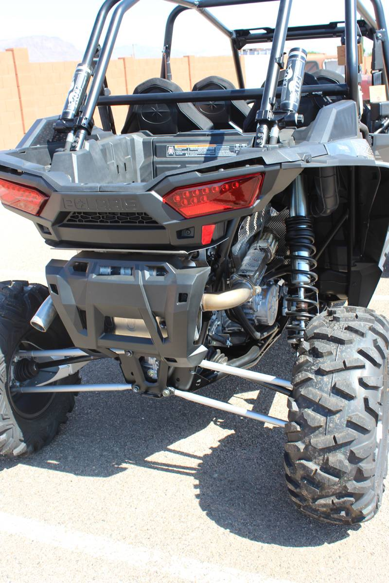 2017 Polaris RZR XP 4 Turbo EPS 7