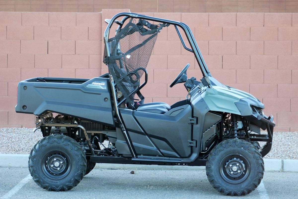 New 2018 Honda Pioneer 700 Utility Vehicles In Kingman Az