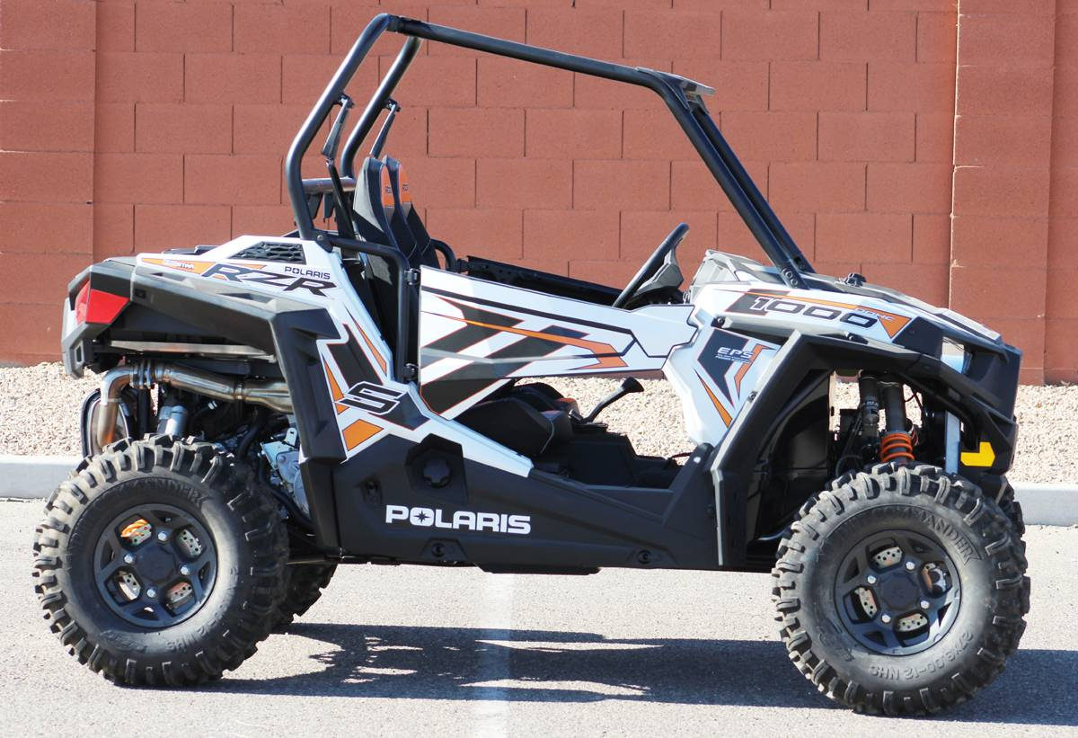 2018 Polaris RZR S 1000 EPS for sale 103525