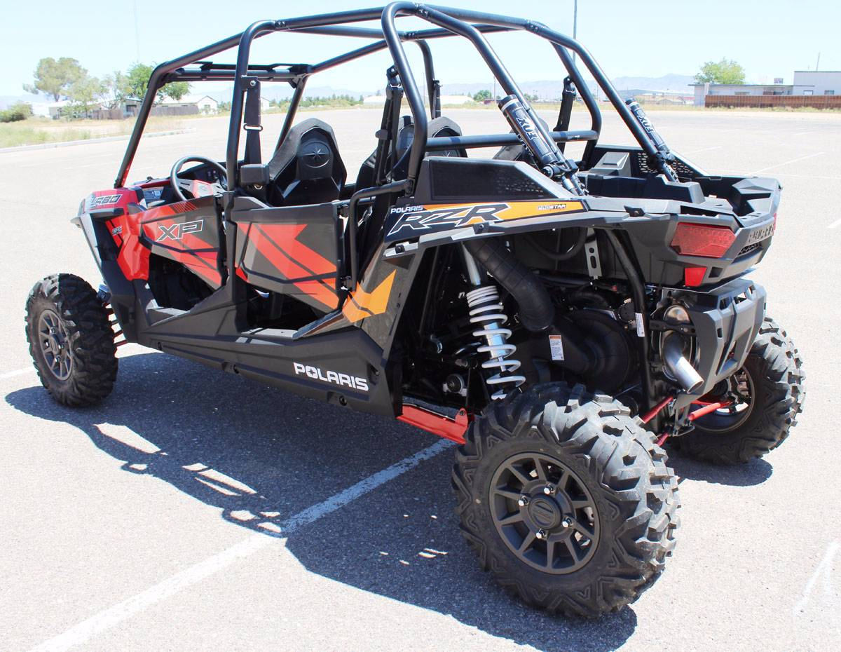 2017 Polaris RZR XP 4 Turbo EPS 10