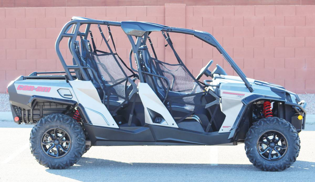 2017 Can Am Commander Max Xt 1000 For Sale