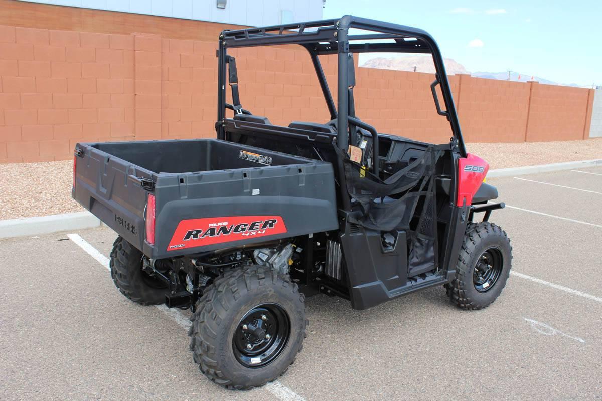 2017 Polaris Ranger 500 6