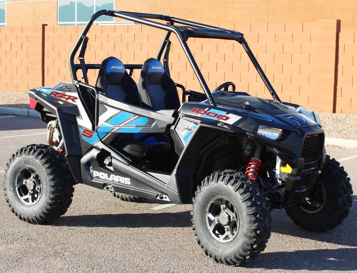 2017 Polaris RZR S 1000 EPS 2