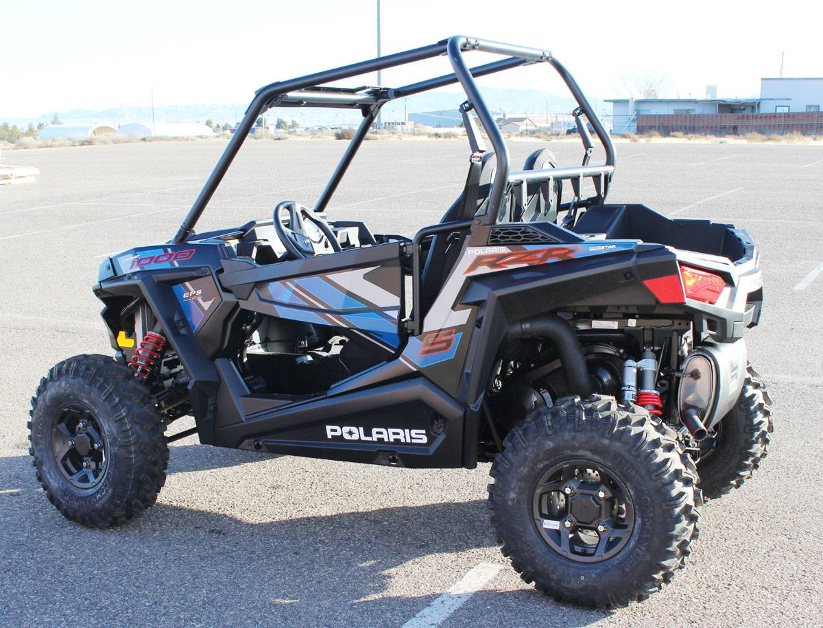 2017 Polaris RZR S 1000 EPS 8