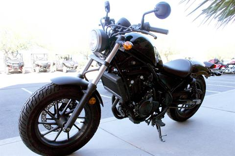 2017 Honda Rebel 500 in Kingman, Arizona