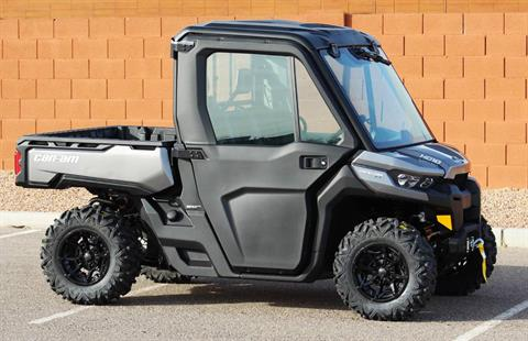 2017 Can-Am Defender XT CAB HD10 in Kingman, Arizona