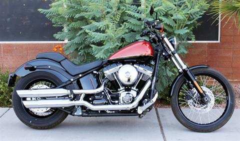 2011 Harley-Davidson Softail® Blackline™ in Kingman, Arizona