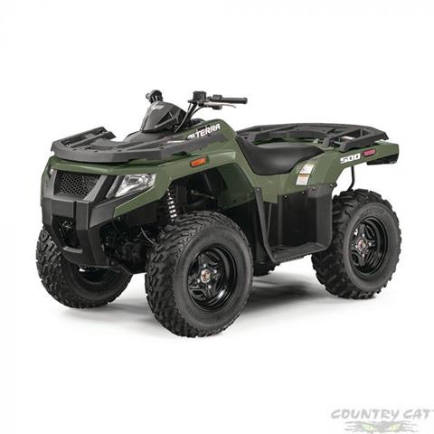 2018 Textron Off Road Alterra 500 in Campbellsville, Kentucky
