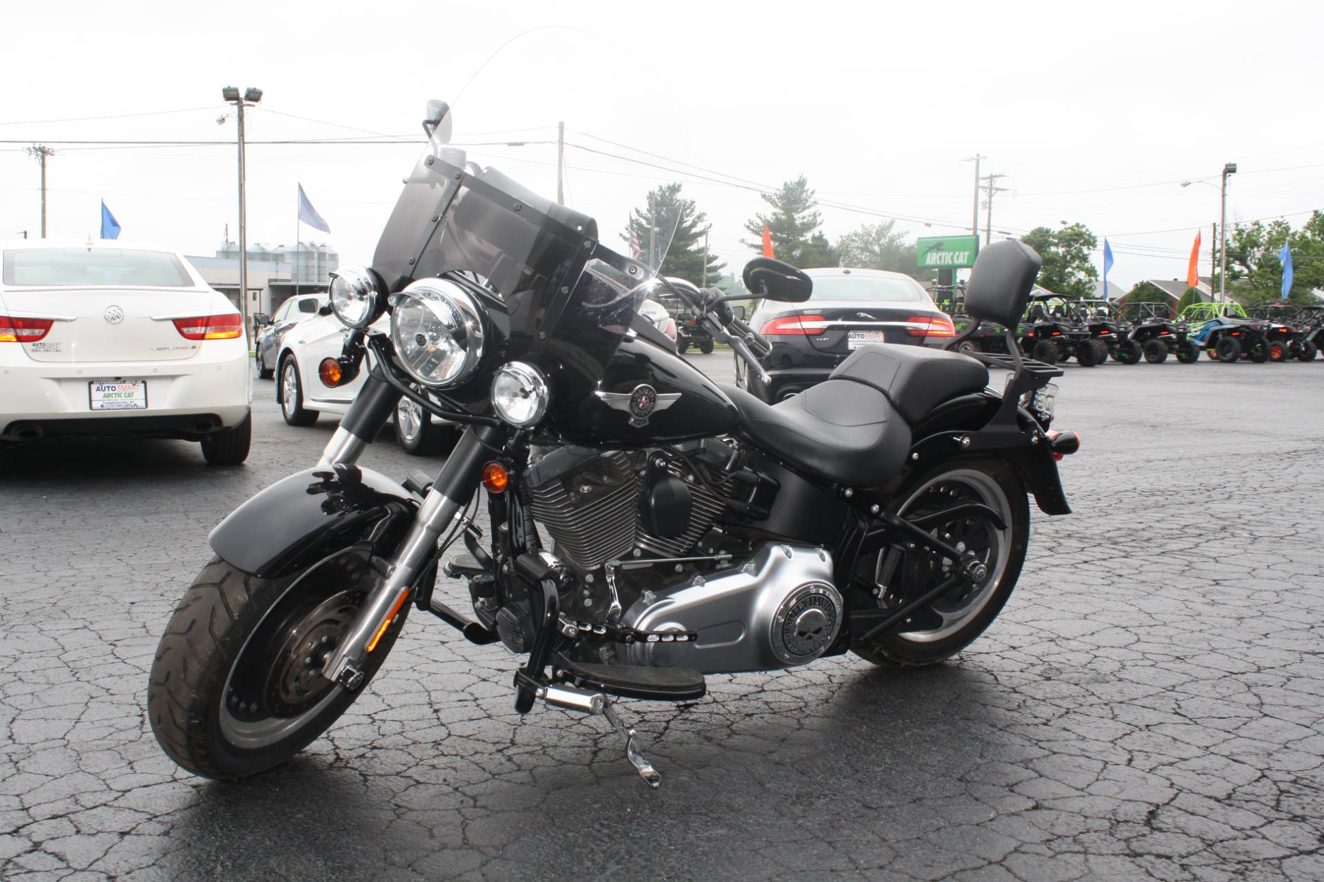 2011 Harley Davidson  Fat Boy in Campbellsville, Kentucky