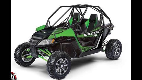 2018 Textron Off Road Wildcat X in Campbellsville, Kentucky