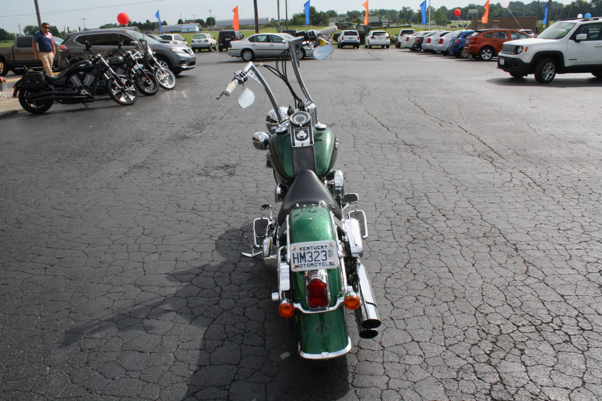 2013 Harley Davidson  Deluxe in Campbellsville, Kentucky - Photo 4