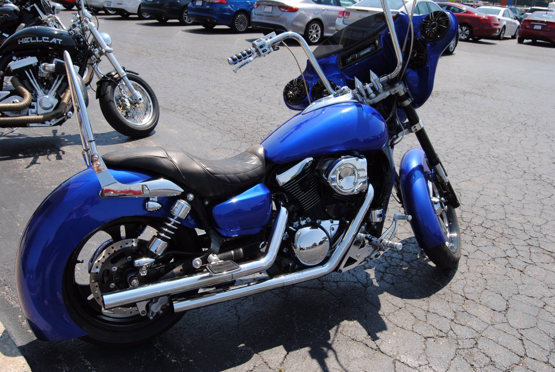 2002 Kawasaki Vulcan 1500 Mean Streak in Campbellsville, Kentucky