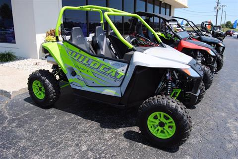 2017 Arctic Cat Wildcat Sport Limited EPS in Campbellsville, Kentucky